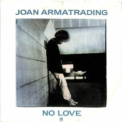 """Joan Armatrading - No Love - 7"""" Record Single"""