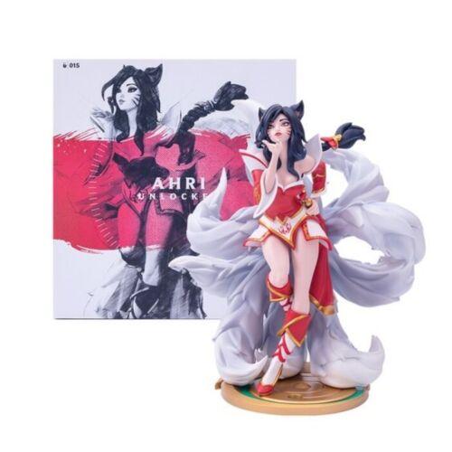 [League of Legends] Official LOL Ahri Statue Unlocked #015 - Expeditedship + COA
