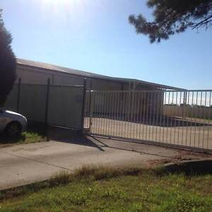 Large shed with concrete yard near Blacktown for rent Schofields Blacktown Area Preview