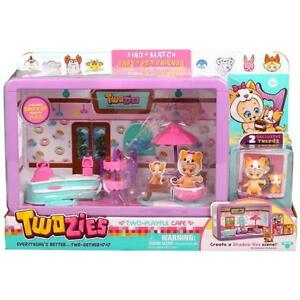 Shopkins Twozies Playful Cafe Playset