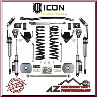 "ICON 2014- 2018 RAM 2500 4WD 4.5"" Suspension System Stage 4 Air Ride"