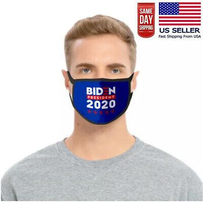 Joe Biden President 2020 Face Mask Washable Reusable Comfortable Blue US Seller