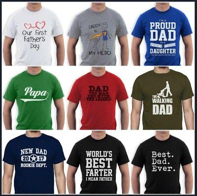 Father's Day Birthday T-Shirt Dad Superhero Daddy Funny Greatest Farter Best](Best Superhero)