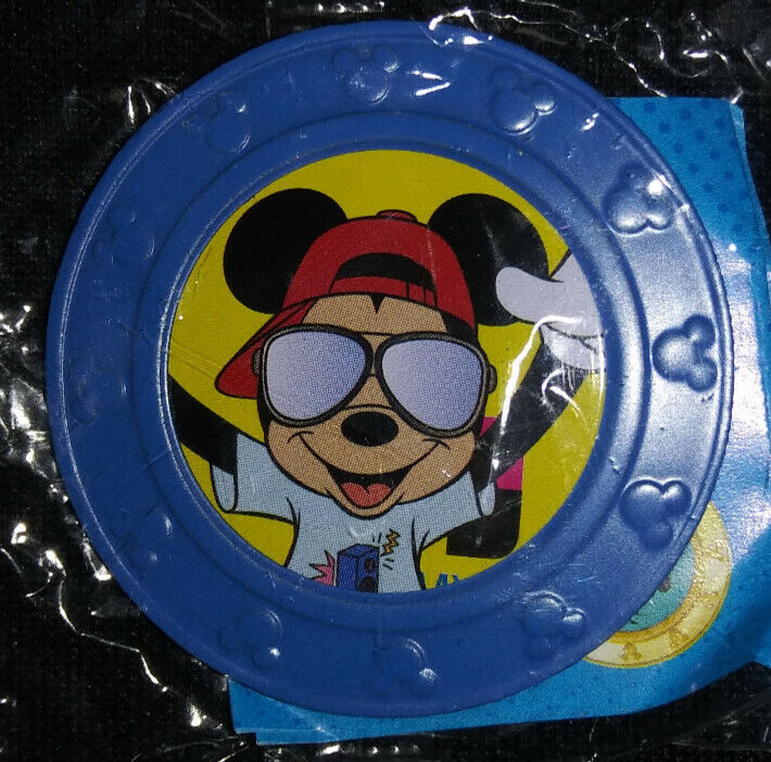 Disney Mickey and Friends Wonder Mates RARE Mickey Mouse Coin (BUY 5 get 1 FREE)