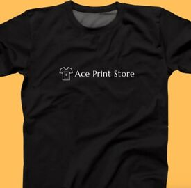 T-Shirt/Hoody printing for special occasions, events or promotion (Stags, Hens, Birthdays)