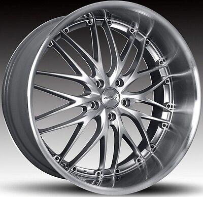 18 Mrr Gt1 Wheels Staggered Rim Fits Mercedes Benz Clk Class 350 550 2007-2010