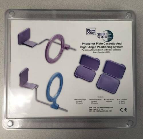 Flow Dental Smart System Complete Starter Kit Phosphor Plate Positioning #40854