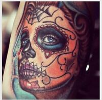 TOTAL MODERN TATTOOS, STUDENTS 20% OFF ST CATHARINES !
