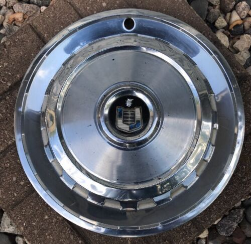"1960's 1970's Mercury 14"" Hub Cap Wheel Cover Cap"