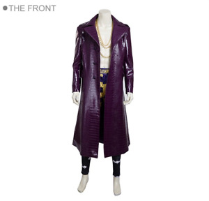 Suicide Squad Joker Costume Deluxe Outfit