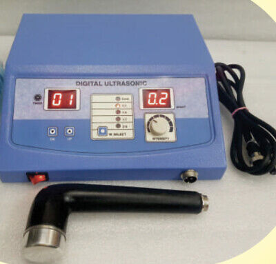 Professional Chiropractic Physiotherapy Ultrasound Therapy 1mhz Pain Relief