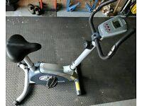 Exercise Bike from the Jessica Ennis range