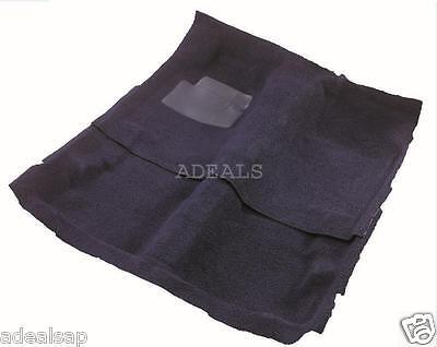 ACC *BLACK* 1978-1982 MALIBU CARPET SET FITS 2-DOOR AND 4-DOOR MOLDED FLOOR - 2 Door Black Carpet