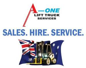 FORKLIFT SALES, SERVICE AND HIRE Minchinbury Blacktown Area Preview
