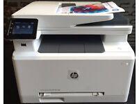 Boxed HP Colour Laserjet Pro MFP M277dw Full Duplex Laser