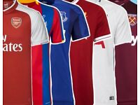 Brand New Football shirts/kits 17/18 - Kids and adults