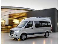 16 Seater Minibus Hire in Woodley, Lower Earley, Winnersh, Shinfield & Wokingham-minibus with driver