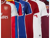 Brand new Football shirts 2017/18