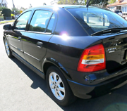 2005 Holden Astra only 90k major servicing done Crace Gungahlin Area Preview