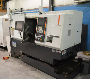 Mazak Quick Turn Nexus 200 MS - 2004 (QTN)