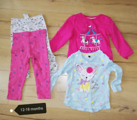 Baby Clothing bundle 12-18 months