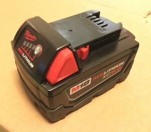Milwaukee Tool M18 REDLITHIUM XC 5.0 Battery Pack - NEW