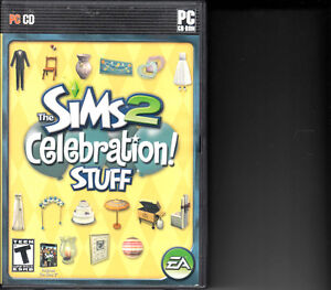 The Sims 2: Celebration Stuff (PC Games, 2007)