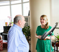 Fun Singing Lessons With Award-Winning Singer - WEST END / TTC
