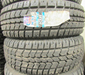 100% TREAD*P245/70/17 ARCTIC CLAW TIRES (2 OF THEM) Tires are in