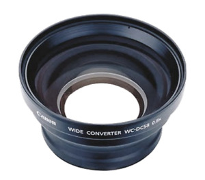 Canon WC-DC58 Lens Adapter