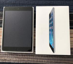 Apple Ipad Mini 2 16GB WiFi Space Gray in Box ME276C/A