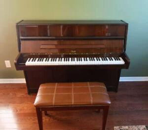 Upright Rosler Piano for Sale in Milton