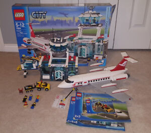 Complete Lego Set - Airport (7894)