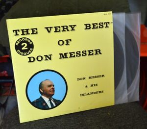 Don Messer & His Islanders - 3 LP set