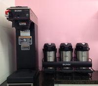 Commercial Bunn Coffee Machine