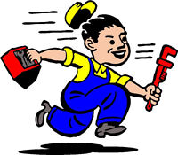 Service plumber for Hire
