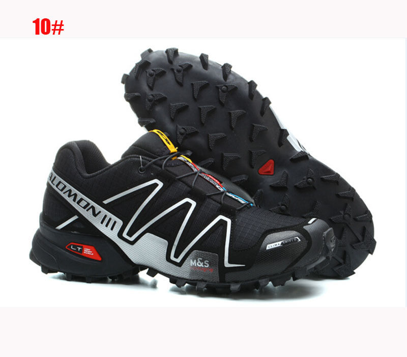 Men's Athletic Sports Salomon Speedcross Running Hiking 3 Casual Shoes Sneakers