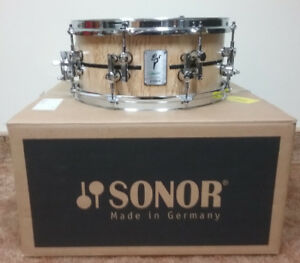 "New cond. 12"" Gretsch Brooklyn, 13"" Sonor Benny Greb snares"