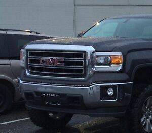 2014 GMC sierra 1500 misc parts (as new)