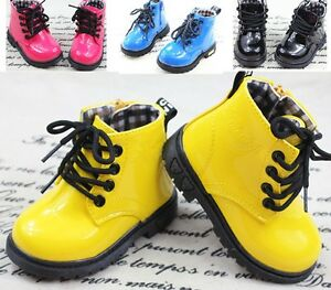 New-Baby-Shoes-Boots-Girls-Boys-Martin-boots-Childrens-Kids-shoes-boots-Size-6-4