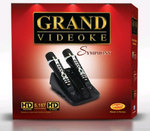 Diamond magic sing & Grand Videoke Wow Voice command KaraokeDiam