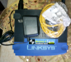 Linksys 2.4 ghz Wireless Router
