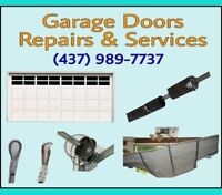24/7 Mississauga Garage Door Repair  *CALL NOW* (437)989-7737