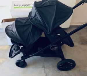 Baby Jogger 2017/18 Baby Jogger City Select LUX Double Stroller