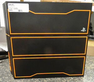 1TB PS4 BLack Ops 3 edition for sale!
