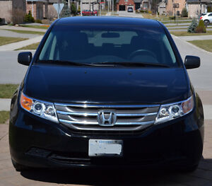 2012 Honda Odyssey Only 59,000 Kms No accidents