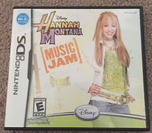 Hannah Montana DS game Kitchener / Waterloo Kitchener Area image 1