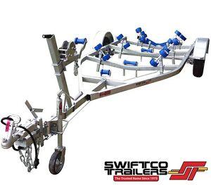 Swiftco 5 Metre Boat Trailer Roller Type Molendinar Gold Coast City Preview