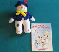 Christmas for the Snowman and stuffie