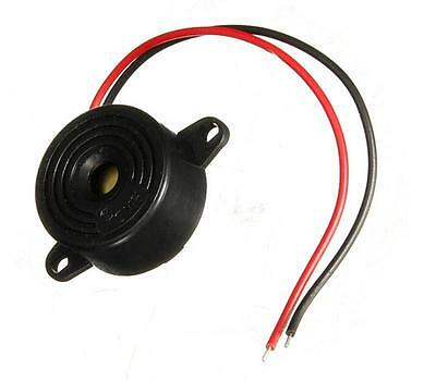 6-15v Piezo Electronic Tone Buzzer Alarm Continuous Sound Mounting Hole Ws